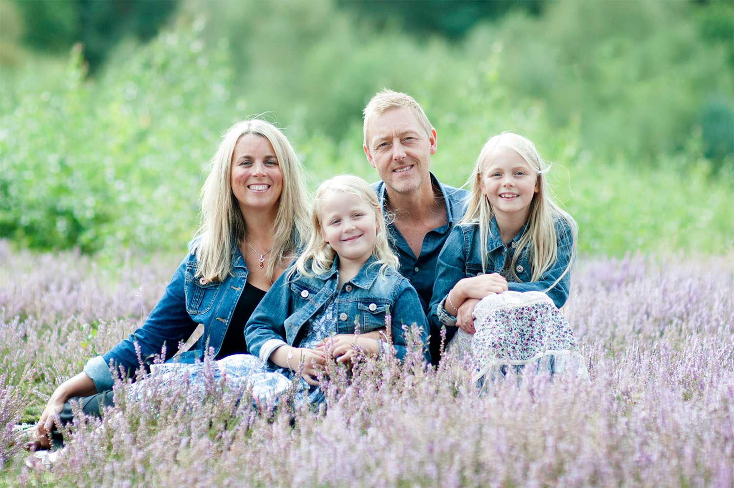 Family Portrait Photographers Sutton Coldfield
